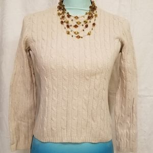 3/$10 St. John's Bay Knitted Pullover Sweater PS